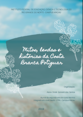 "E-book ""Mitos, lendas e histórias da Costa Branca Potiguar"""