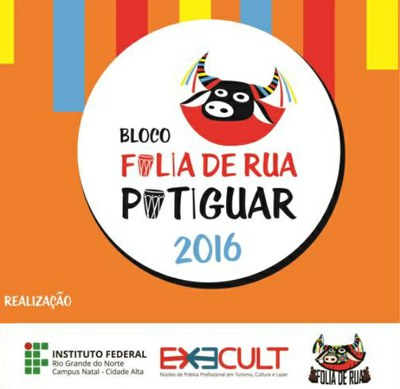 Bloco Folia de Rua anima o carnaval 2016 na capital potiguar
