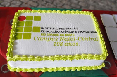 Campus Natal-Central comemora 108 anos do IFRN