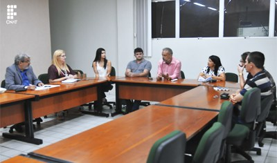 Campus Natal-Central recebe representante do MEC