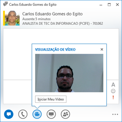 (Windows) Iniciar Vídeo
