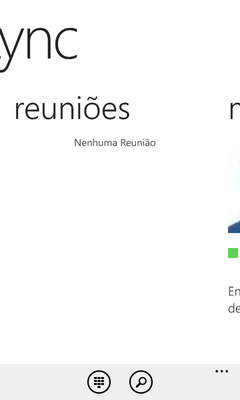 (Windows Phone) Reunioões