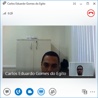 (Windows) Vídeo Chat